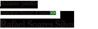 ラファエル・ソアレス・シルバ - Rafael Soares Silva