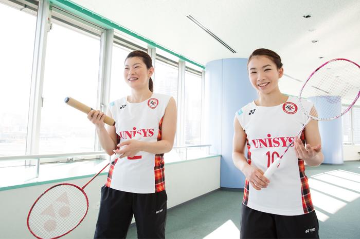 髙橋礼華・松友美佐紀 Ayaka Takahashi & Misaki Matsutomo